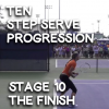 Learn How To Serve: Stage 10 - The Finish
